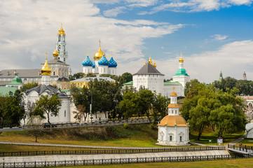 The Holy Trinity-St. Sergius Lavra, Sergiev Posad