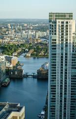 Millwall Docks