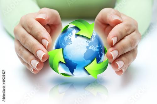 recykling chroni naszą planetę