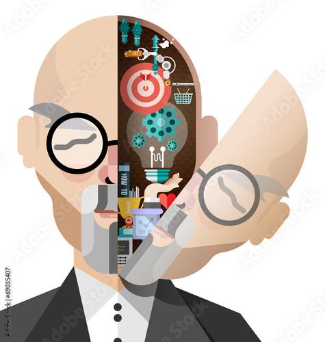 Creative File Ideas Creative Ideas Vector