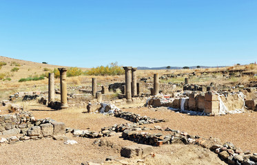 Ciudad romana de Sisapo, La Bienvenida, Ciudad Real, España