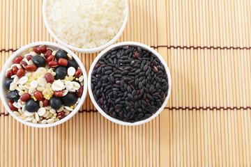 三種類のお米