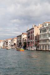 Venice, Grand canal.