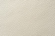 Closeup of seamless white leather texture - 69039224