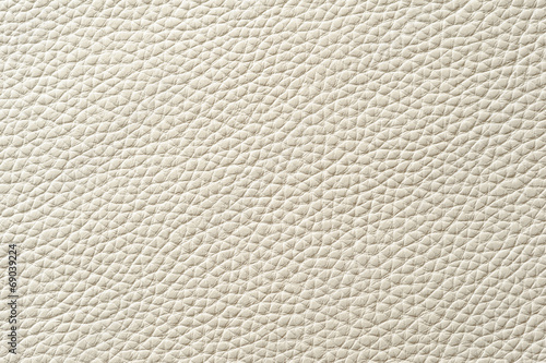 Fotobehang Stof Closeup of seamless white leather texture