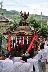 祭りの神輿