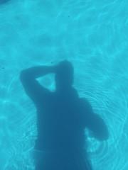 Selfie in piscina