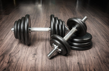 dumbbells for fitness