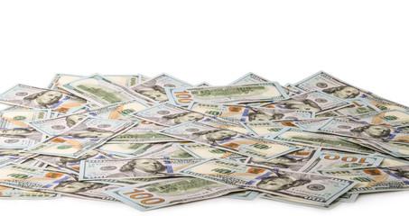 Hundred Dollar Bills for background