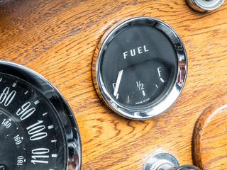 Vintage Fuel Gauge