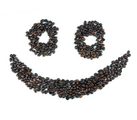 Coffee Beans format Smile