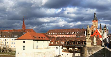 wurzburg city