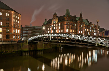 Evening Hamburg