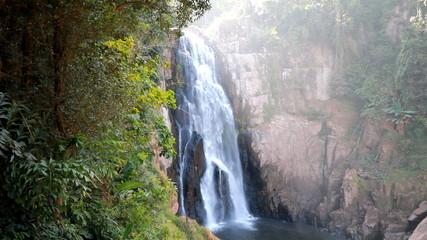 Set , Haew Narok waterfall kao yai national park .
