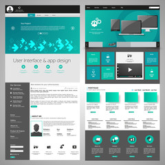 Great Website elements pack #3