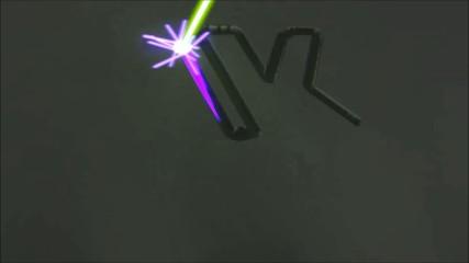4K green Laser