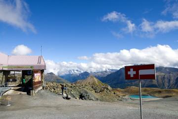 Grenze Schweiz-Österreich