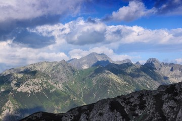 Poland mountains - Tatra National Park