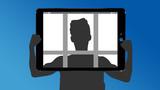 internet addiction disorder - Internetsucht - 16 zu 9 - g1310 poster
