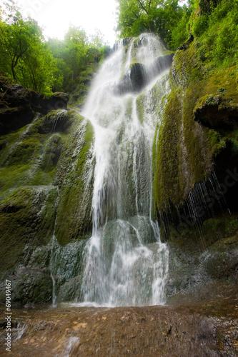 Plakat Cascade waterfall