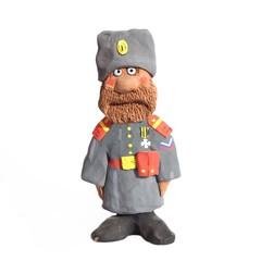 First World War clay Russian Solder