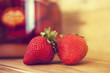 Strawberries Preserves