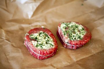 Filet Mignon Preparation