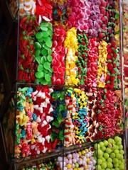 chucherias en mercado
