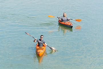 wassersport paddeln