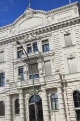 Portal des Potsdamer Landgerichtes