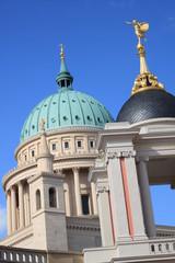 Potsdamer Kuppeln am Alten Markt