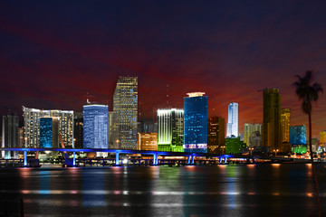 Miami by Night, Florida