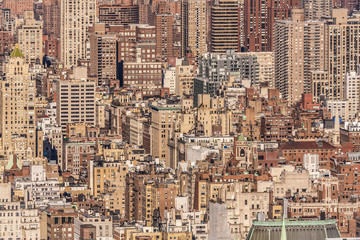 New York City's Sea of Buildings