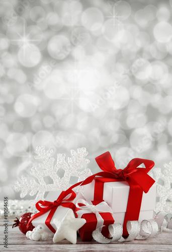 Zdjęcia na płótnie, fototapety, obrazy : Christmas background