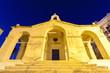 canvas print picture - Schiffbruch Kirche auf Malta bei St Paul
