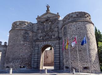 Bisagra gate facade