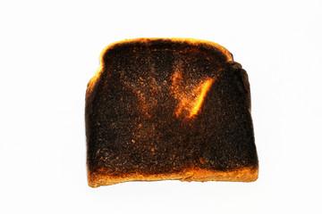Verbrannter Toast