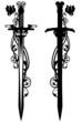 sword among roses - 69057028