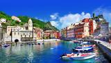 pictorial italian villages - Vernazza, Cinque terre
