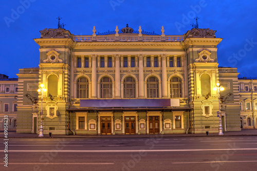 Marinsky Theatre, Saint Petersburg, Russia