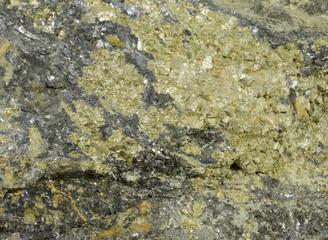 Rich sample of polymetallic copper-lead-zinc ore