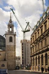 New big development in Bank New big development iof England aria