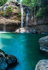 Haew Su thad waterfall, Khao Yai national park, Thailand