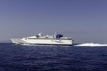 Fähre Griechische Inseln