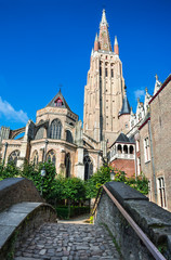 Vrouwekerk, Church of Our Lady, Bruges