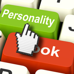 Personality Looks Keys Shows Character Or Superficial Online