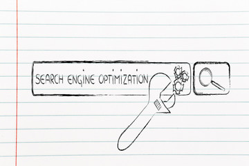 SEO, search engine optimization