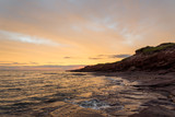 Cavendish beach in the morning poster