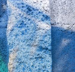 Grafitti auf Beton - Hintergrund
