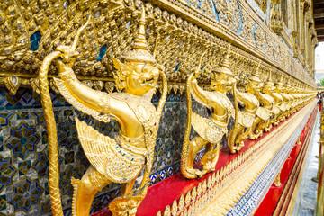 Garuda in the temple, Thailand